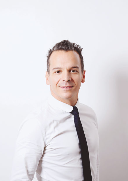 Matthieu Stefani, Chief Executive Officer