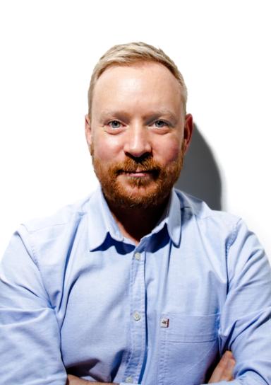 Laurent Kretz - Portrait