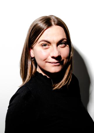 Julie Faury - Portrait
