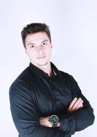 Charlie Hauselmann, Web Developer