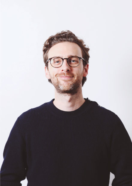 Michael Beillaud, Creative Director
