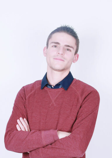 Valentin Graglia, Web Developer