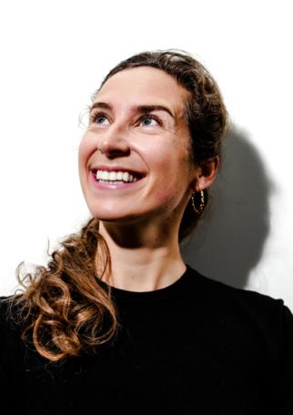 Camille Schreiner - Portrait
