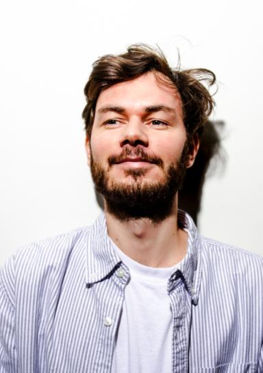Hugo Badard - Portrait