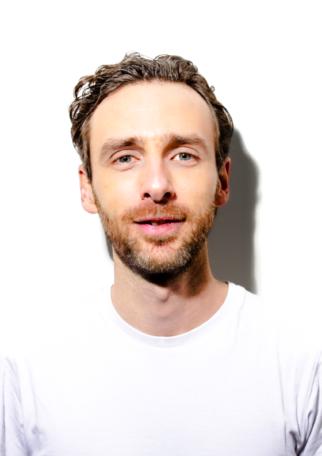 Michael Beillaud - Portrait