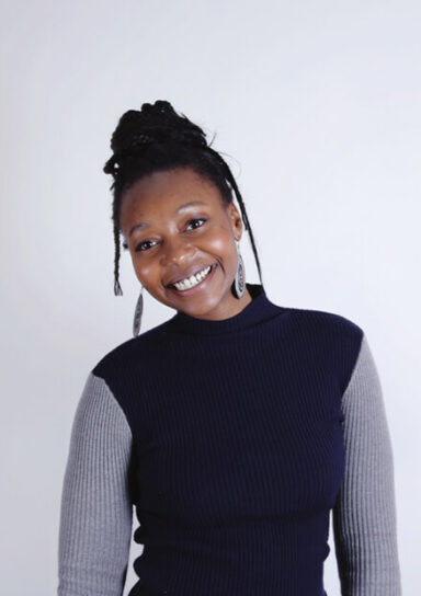 Christine Pemba Kingala, Creative Developer Junior