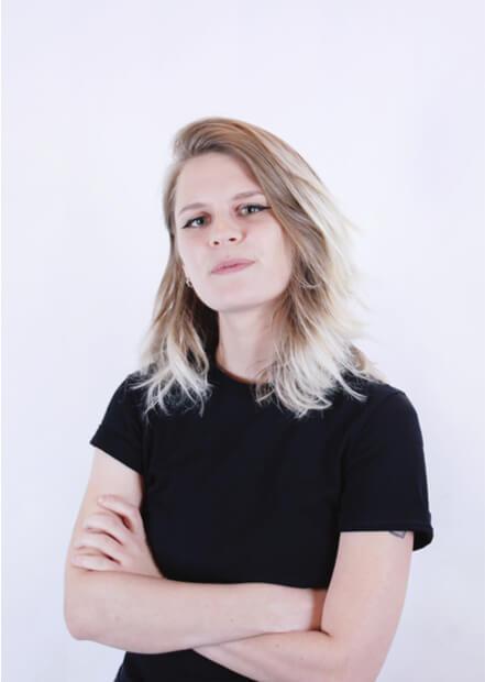 Clémence Gros, UI Designer
