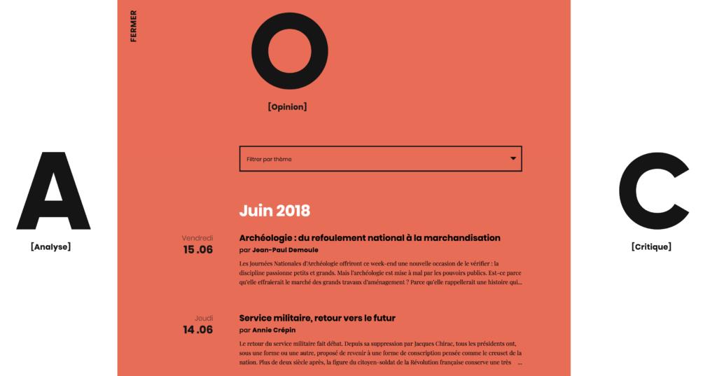 5 tendances de la typographie sur le web - AOC
