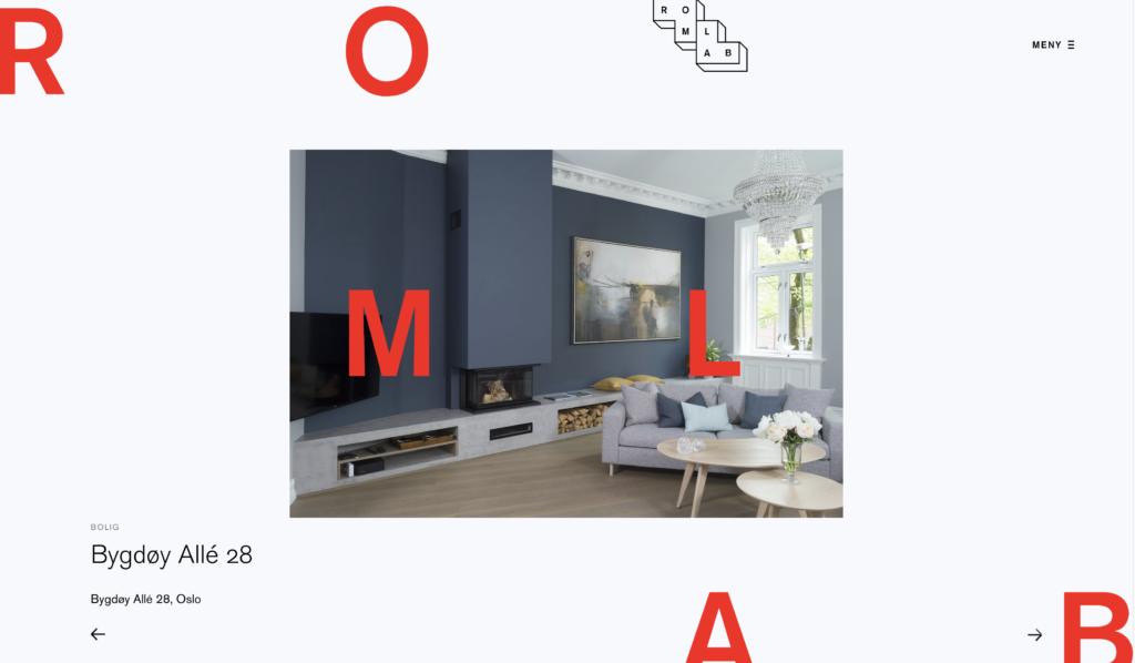 5 tendances de la typographie sur le web - Romab