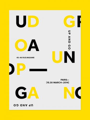 5 tendances de la typographie sur le web - Up and go
