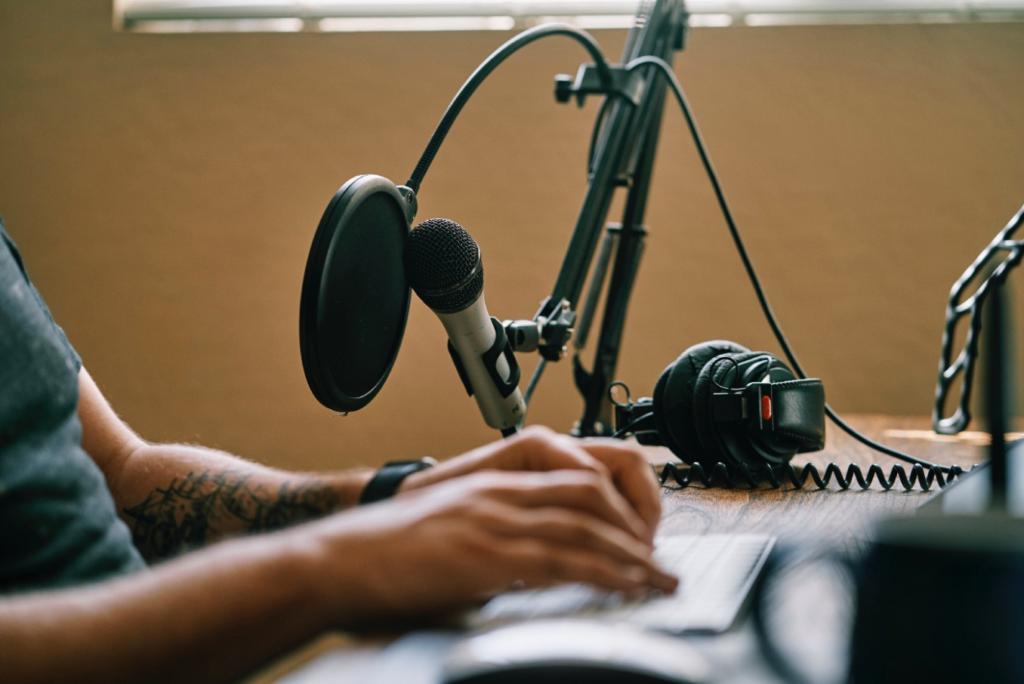 The Show Must Go On- Comment enregistrer ses podcasts quand on est confiné ?