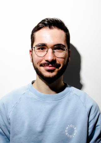 Theo Guinet - Portrait